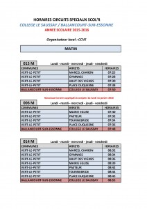 Horaires Collège Le Saussay 2015-2016_Page_1